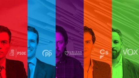 Elecciones 2019 lucha por el centro.